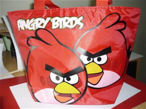 Tas Wanita Tote Tote Bird pernak pernik angry birds ulang tahun anak