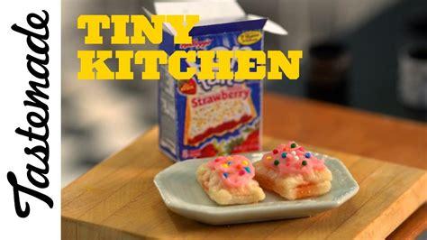 Tiny Kitchen Tastemade by Tiny Pop Tiny Kitchen
