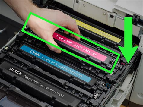 Cartridge Print Ink how to replace a toner cartridge in a canon laser printer