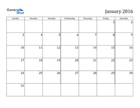 printable calendar january 2016 january 2016 calendar for florida keys 2017 printable