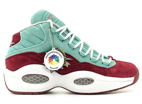 reebox sneakers sns x reebok question quot a shoe about nothing quot sneakernews