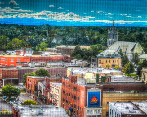 view of the beautiful plattsburgh ny mountains from the