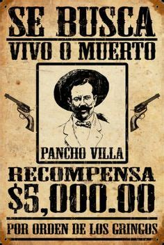 pancho villa biography in spanish 1000 images about outlaws on pinterest dalton gang