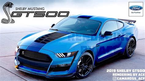 2019 shelby gt500 2019 shelby gt500 it s finally here new