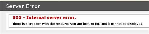 internal server error asp net securitytrimming custom roleprovider and server 500 error stack overflow
