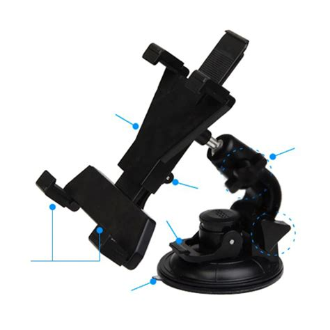 Universal Car Holder 360 Degree Rotation For Tablet Pc universal car holder 360 degree rotation for tablet pc