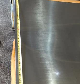 Chrome Flexible Engraving Laminate Sheet Plastic Laminate