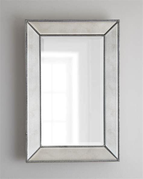 beaded mirrors beaded wall mirror