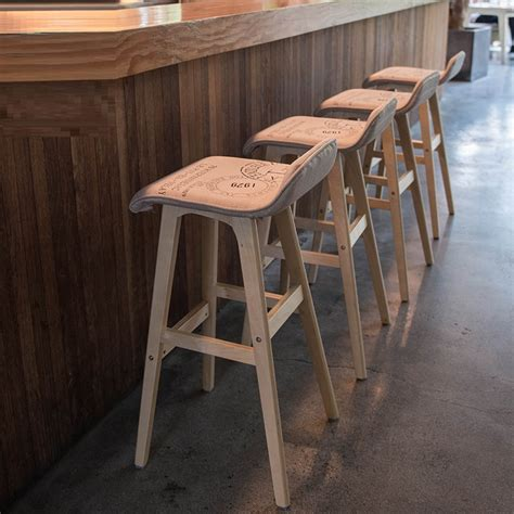 cheap wooden bar stool wooden bar stools upholstered arms stunning wooden bar