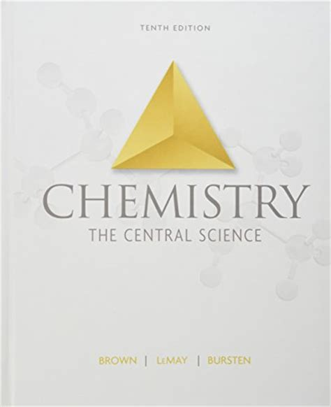 Essay About Chemistry As A Central Science bookler chemistry the central science solutions to exercises