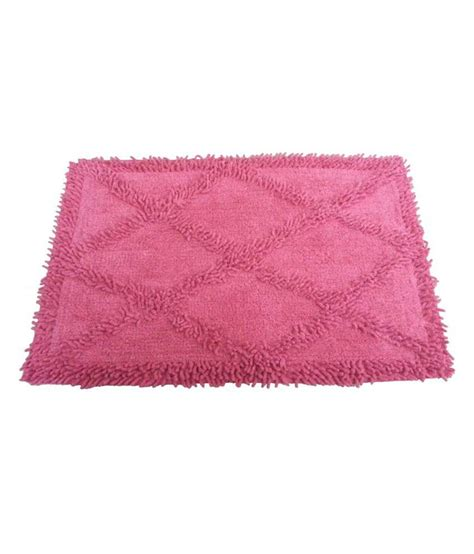 Pink Floor L by Kaksh Export Quality Pink Floor Mat Buy Kaksh Export