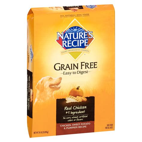 nature s recipe puppy food nature s recipe food grain free foodfash co