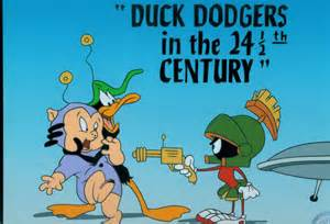 duck dodgers 24 1 2 century clampett studio collections warner bros