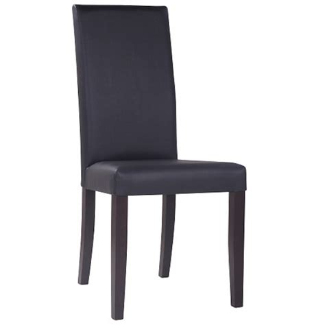holzstuhl dunkelbraun polsterstuhl rela dunkelbraun oder schwarz polsterst 252 hle