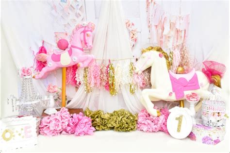 background birthday theme for babies 7x5ft pink flowers drape unicorn birthday baby