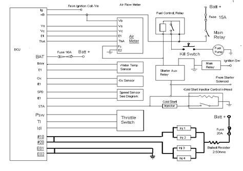 1 8 3tc toyota wiring diagrams repair wiring scheme