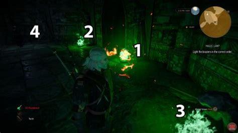 magic l witcher 3