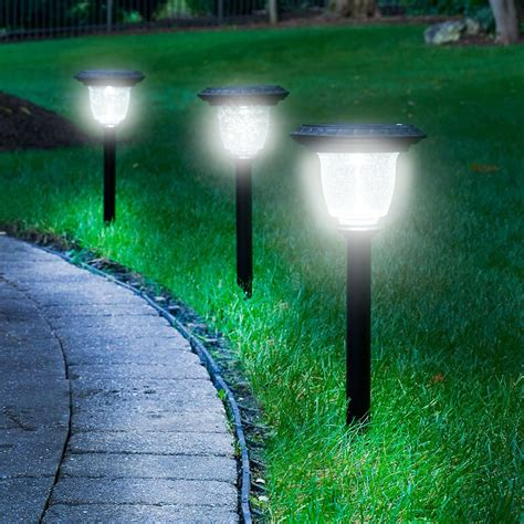Brightest Solar Garden Lights Reviews Solar Lights Solar Outdoor Lighting Reviews
