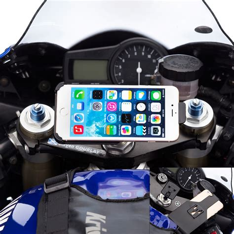 Iphone Halterung Motorrad by Motorcycle Bike Fork Stem Mount Dedicated Holder For