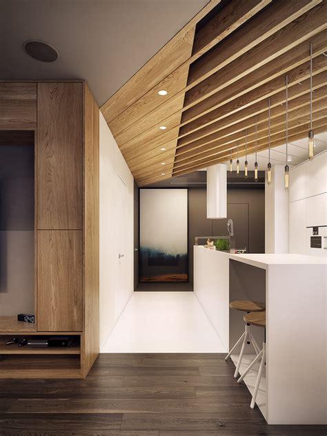 dramatic interior architecture meets elegant decor  krakow