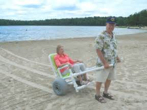 Sand chariot get out there best beach wheelchair on the market my
