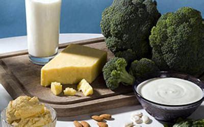 alimenti contenenti calcio alimenti calcio
