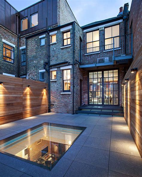 smart warehouse conversion  london  chris dyson architects