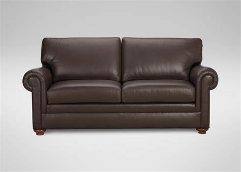 Lovely Ethan Allen Leather Sofa Gallery Leather Sofa Gallery