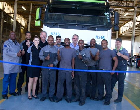volvo trucks sa volvo trucks opens dealership in alrode