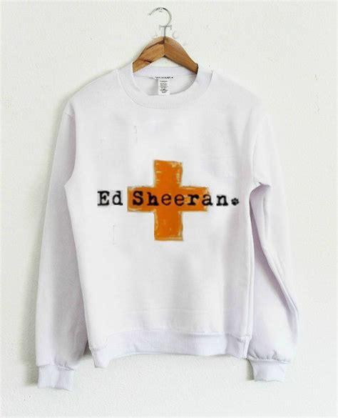 ed sheeran xmas jumper ed sheeran plus sweater from bredixonclothing on etsy