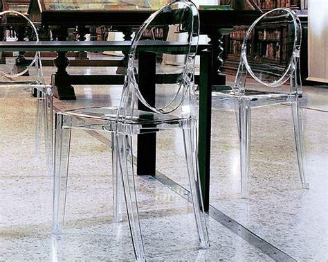 sedie imitazione kartell kartell sedie ghost kartell trasparenti di