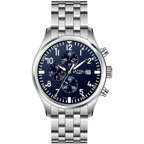 swiss watches rotary gb02680 05 gent s swiss chronograph bracelet