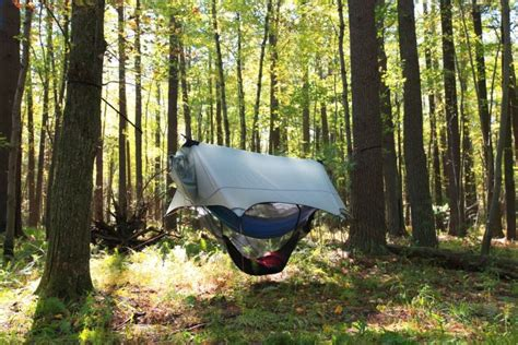 Nube Hammock Shelter by Nube Stratos Hammock Shelter For Safe Cing Above The Ground