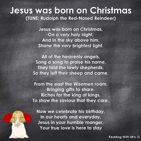 song for jesus reading with mrs d the simplest ways to make use of poems