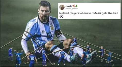 argentina vs iceland fifa world cup 2018 iceland hold argentina to 1 1 draw
