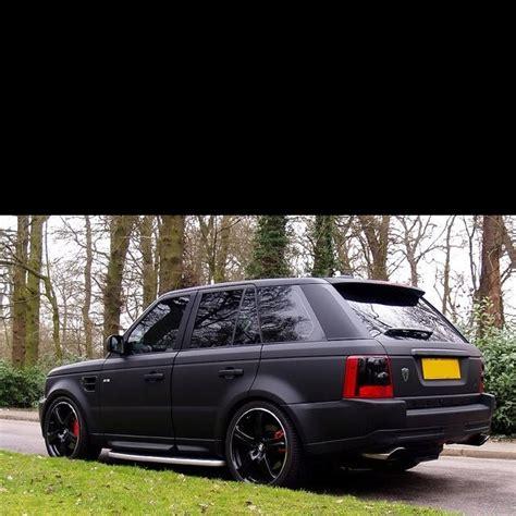 matte black range matte black range rover f a s h i o n pinterest