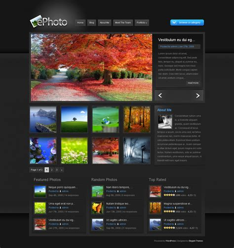 buy elegantthemes premium themes templates for wordpress