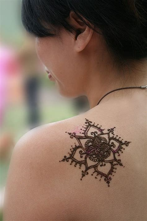 simple shoulder henna tattoo 100 striking henna tattoos design for tattoosera