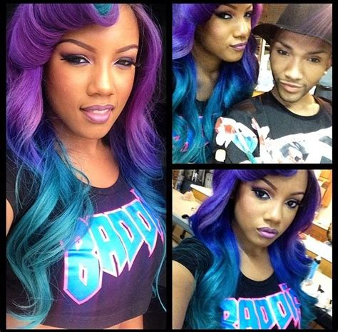 Omg Girlz Hairstyles by 1000 Images About So On Tameka Tiny