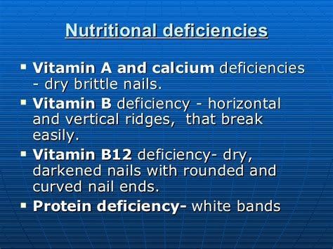 Vitamin B12 Ul fingernails and what they reveal 1