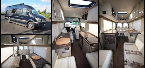 Sprinter Floor Plans by Conversion Specialists Custom Vehicles Creative Mobile