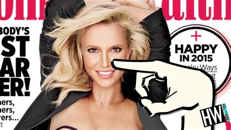 britney spears lucky magazine controversy us weekly wtf britney spears nose job controversy youtube