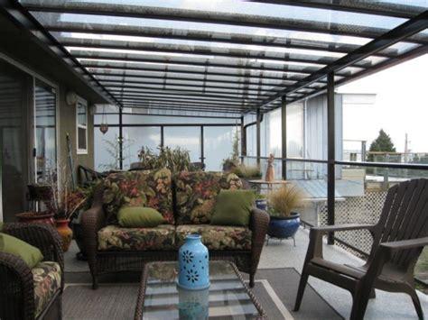 enclosed backyard enclosed patio outdoor living