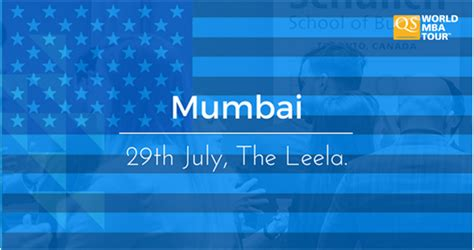 World Mba Tour Mumbai by Register For Qs Us Mba Event The Pen
