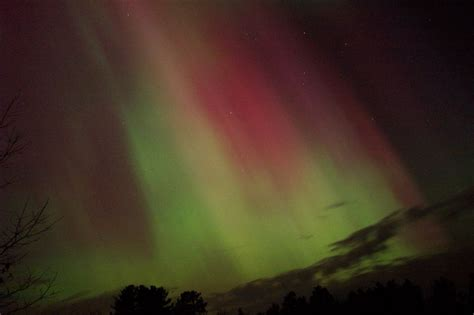 northern lights scotia northern lights in scotia nov 7 8 2004