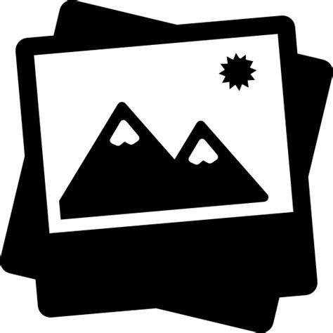 convertir imagenes png a icons foto s 237 mbolo de la interfaz con las monta 241 as del paisaje