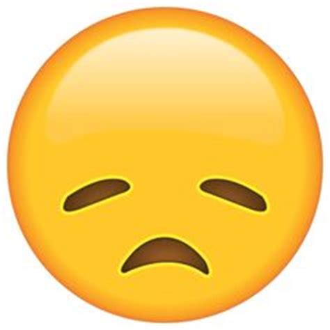comforting emoticon fearful face emoji feeling a little frightened this