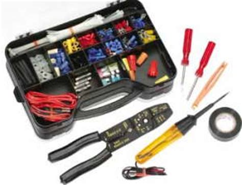 atd 285 atd 285 pc assorted electrical wire terminal