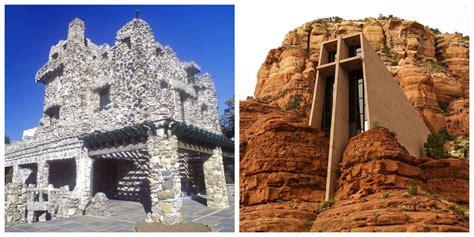 strangest buildings  america  unusual buildings