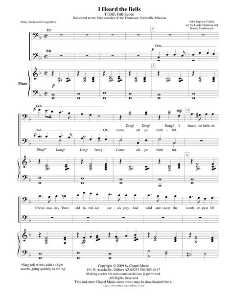 sections of a choir free christmas carol sheet music for choirs 1000 images